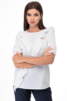 Блузка Anelli 861 белый