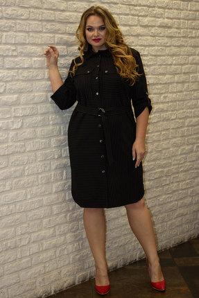 Платье SOVITA 784 черный