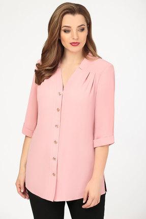 Блузка БелЭкспози 1333 розовый
