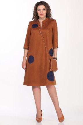 Платье Lady Secret 3662 коричневый