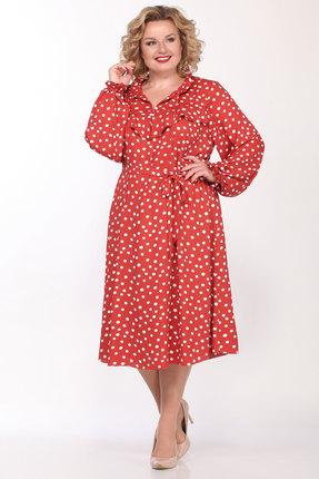Платье Lady Secret 3670 красный