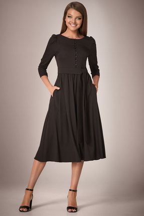 Платье Andrea Fashion AF-29 черный