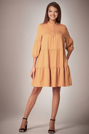 Платье Andrea Fashion AF-34 орех
