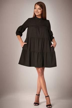 Платье Andrea Fashion AF-34 черный