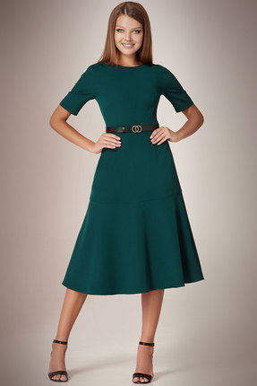 Платье Andrea Fashion AF-43 изумруд