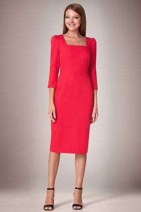 Платье Andrea Fashion AF-44 красный