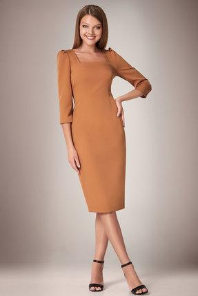 Платье Andrea Fashion AF-44 миндаль