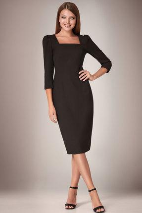 Платье Andrea Fashion AF-44 черный
