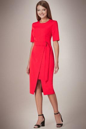 Платье Andrea Fashion AF-48 красный