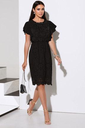 Платье Lissana 4049 черный