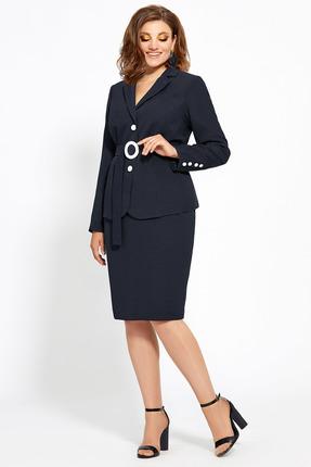 Комплект юбочный Мублиз 468 темно-синий