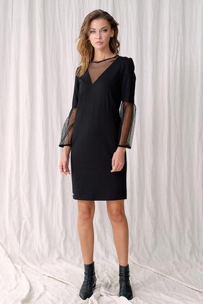 Платье Фантазия Мод 3603 черный