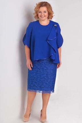 Комплект юбочный Algranda 3551 синий