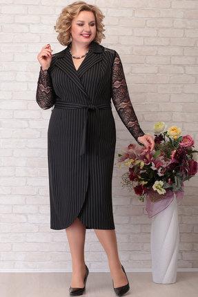 Платье Aira Style 758 чёрный