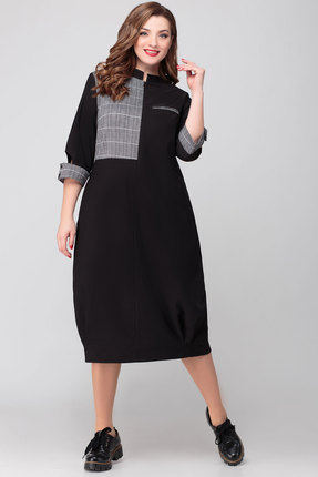 Платье Angelina & Co 244 черный
