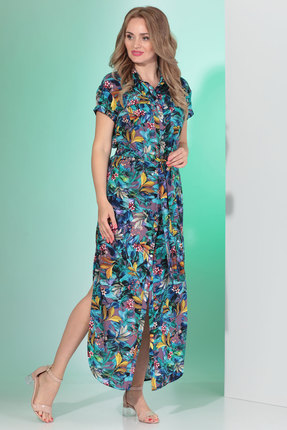 Платье Angelina & Co 357 мультиколор