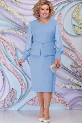 Платье Ninele 2265 голубой