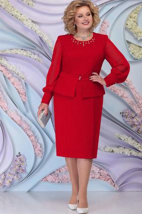 Платье Ninele 2265 красный