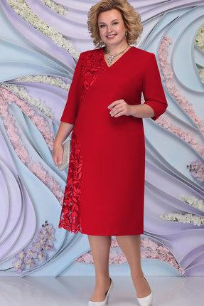 Платье Ninele 2267 красный