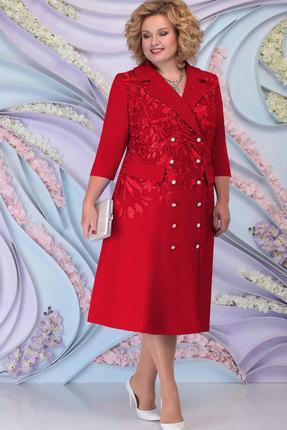 Платье Ninele 5797 красный