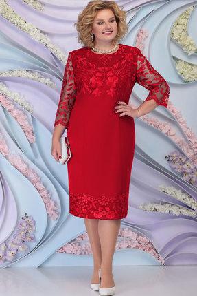 Платье Ninele 7297 красный