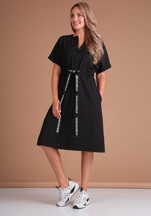 Платье Flovia 4049 черный