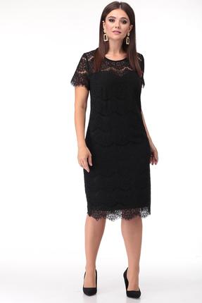 Платье Anastasia Mak 735 черный