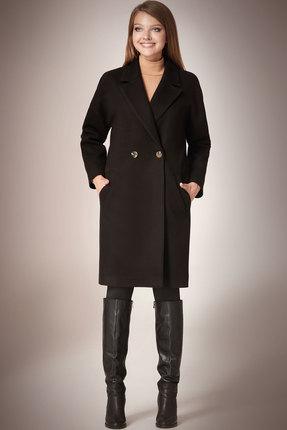 Пальто Andrea Fashion AF-57 черный