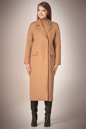 Пальто Andrea Fashion AF-58 беж