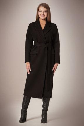Пальто Andrea Fashion AF-58 черный фото
