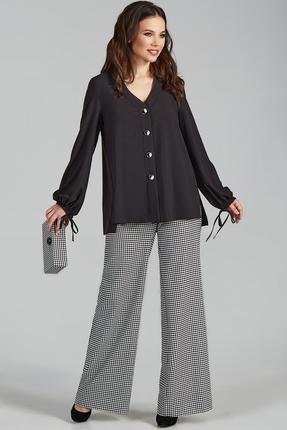 Блузка Teffi style 1355 черный