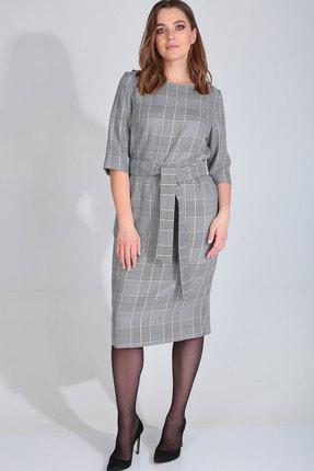 Платье MALI 420-088 серый