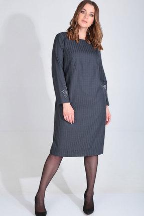 Платье MALI 420-102 серый