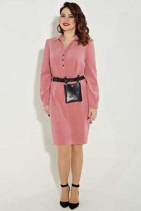 Платье Angelina & Co 322 розовый