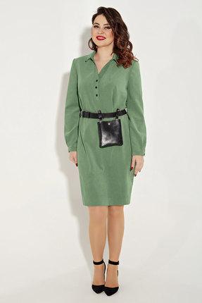 Платье Angelina & Co 322/3 зеленый