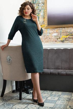 Платье Avanti Erika 886-12 темная бирюза
