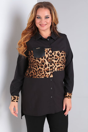 Блузка Ollsy 2047 черный