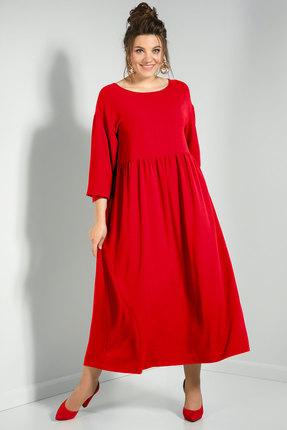 Платье JeRusi 2091а красный