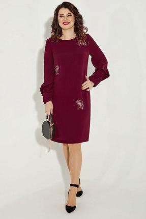 Платье Angelina & Co 308/1 бордо