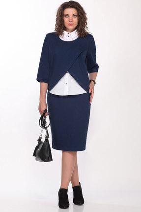 Комплект юбочный Lady Secret 1610 синий