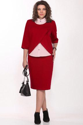 Комплект юбочный Lady Secret 1610 красные тона
