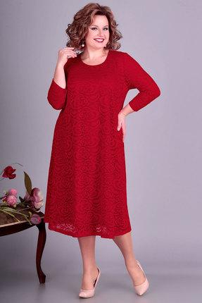 Платье Algranda 3378 красный