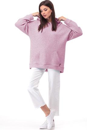 Джемпер TawiFa 1024 розовый