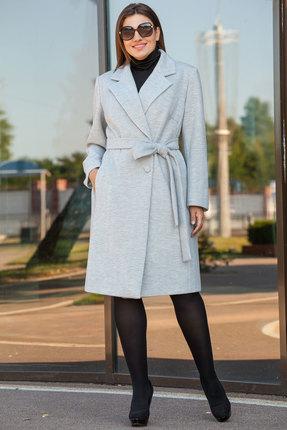 Пальто Lady Secret 6291 светло-серый