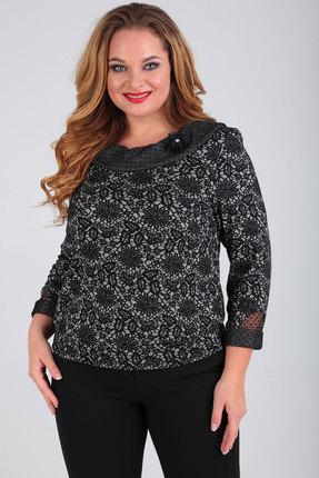 Блузка SOVITA 649 черный