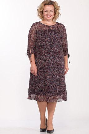 Платье Bonna Image 544 мультиколор