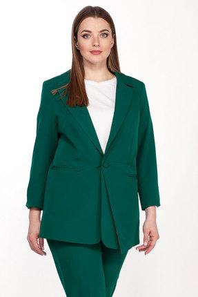 Жакет Belinga 5066 зеленый