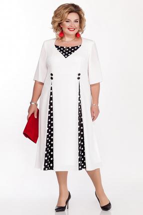 Платье Pretty 1145 молочный
