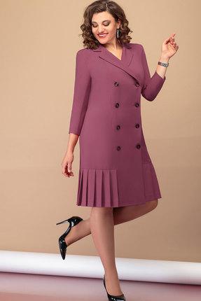 Платье Nadin-N 1811.2 сиреневый