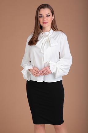 Блузка Таир-Гранд 62392 белый